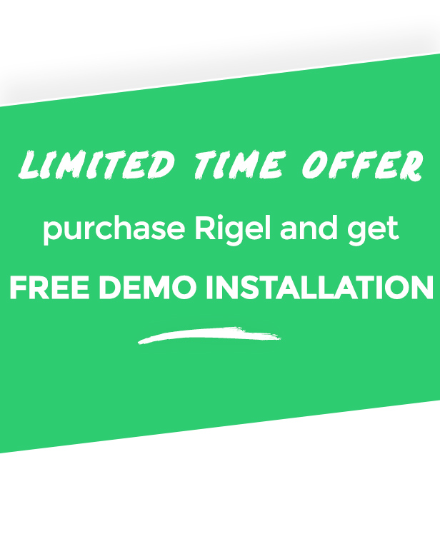 Rigel - Ultimate Agency & Portfolio Theme - 4